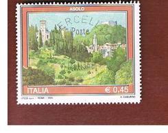 ITALIA REPUBBLICA  -   2005   TURISTICA: ASOLO    -   USATO  ° - 1946-.. République