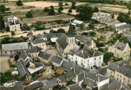 RIVARENNES EGLISE VUE AERIENNE - France