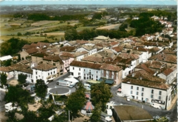 MONTFORT EN CHALOSSE VUE AERIENNE - Montfort En Chalosse