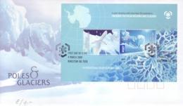 Australia 2009 Territori Antartici - FDC Preserve The Polar Regions And Glaciers - Preservare Le Regioni Polari E Ghiacciai
