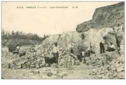 91.ORSAY.n°265.LES CARRIERES.MINE - Orsay