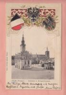 OLD POSTCARD - POLAND - POLSKA - KULM - CULM - EMBOSSED - Polen