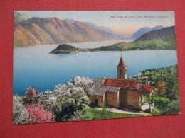 Lago Di Como Italy Stamp & Cancel  >  Ref 3704 - Other