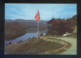 *Farm-storehouse On Pillars, Built In 1666* Foto: N. Loyning. Nueva. - Noruega