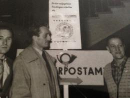 FRANKFURTER ...TAGE-RENNEN - RADSPORT - POSTAMT - SONDERSTEMPEL - RUDI REILAENDER - FRANKFURT - 60er - Ciclismo