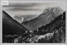 Gietroz Mt. Blanc - Aiguilles Rouges - VS Valais