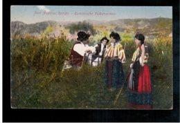 ROMANIA Port National Roman Volkstrachten Ca 1930 Old Postcard - Romania