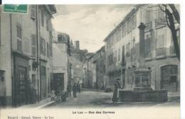 LE LUC   ( VAR )  RUE  DES CARMES - Le Luc