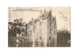 """Les Environs De Furnes.  Château De """"Beauvoorde"""" Sous Wulveringhem (1901). - Veurne"""