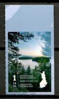 Finland 2014 Finlandia / Nature National Park Linnansaari MNH Parque Nacional Naturaleza / Ki14  30-28 - Protección Del Medio Ambiente Y Del Clima