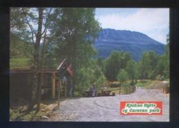 Telemark. Rjukan. *Caravanpark...* Nueva. - Noruega