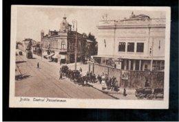 ROMANIA  Braila Teatrul Passalacaua 1919 Old Postcard - Romania