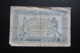50 Centimes Trésor Aux Armées - Schatkamer