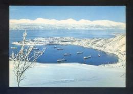 Narvik. *Winter Time At Narvik* Nueva. - Noruega