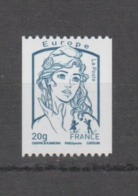 FRANCE / 2013 / Y&T N° 4780 ** : Ciappa TVP Europe 20g (roulette Gommée Avec N°) X 1 - France