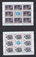 Jugoslawien - 1998 - Michel Nr. 2878/2879 - Kleinbogensatz - Postfrisch - 30 Euro - 1992-2003 Sozialistische Republik Jugoslawien