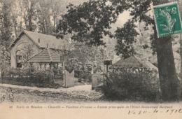 CPA CHAVILLE 92 - Entrée Principale De L'hôtel Restaurant Barraud - Pavillon De L'ursine - Chaville