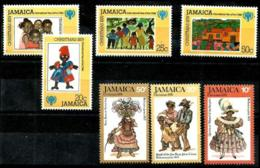 Jamaica Nº 424/26 Y 470/73 En Nuevo. - Jamaica (1962-...)