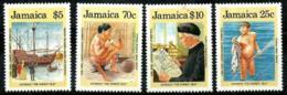 Jamaica Nº 747/50 En Nuevo. - Jamaica (1962-...)