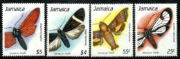 Jamaica Nº 754/57 En Nuevo. - Jamaica (1962-...)