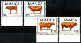 Jamaica Nº 860/63 En Nuevo. - Jamaica (1962-...)