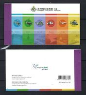 Hong Kong 2019 Government Flying Service Operation BOOKLET - 1997-... Chinese Admnistrative Region