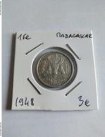 MADAGASCAR - 1 Franc 1948 - R019 - Madagaskar