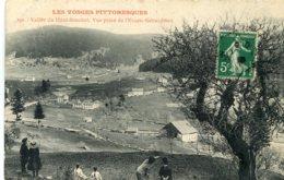 B59881 Cpa Vallée Du Haut Bouchot - France