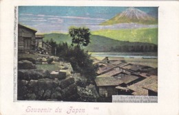 Souvenir Du Japon - Village Near Mt.Fuji - 1900           (A-126-170706) - Tokyo