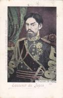 Souvenir Du Japon - Japanese Emperor - 1900           (A-126-170706) - Giappone
