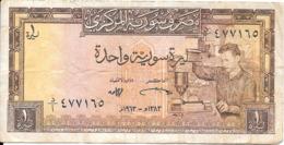 1 Krone - Siria
