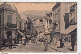 Monaco - La Rue Grimaldi - Mónaco