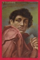 CARTOLINA NV ITALIA - S. Thaddeus - S. Thaddoeus - 9 X 14 - Santi