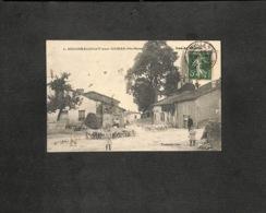 52 - GUINDRECOURT-aux-ORMES - Rue De L'Église - 1914 - RARE - Autres Communes