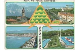 MARINA DI CARRARA,VEDUTE -VIAGGIATA-1991-FG.G - Carrara