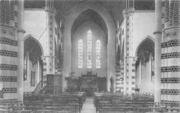 België West-Vlaanderen  DE HAAN  Binnenzicht In De Kerk   Interieur De L'eglise       M 368 - De Haan