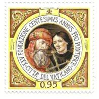2018 - Vaticano 1796 Fondazione Centesimus Annus - Quadri