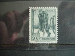 Belgique.220 * Neuf Sans Gomme: Invalides De Guerre - Unused Stamps