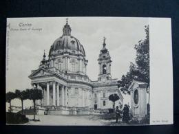 (FP.NV05) TORINO - CHIESA REALE DI SUPERGA - Churches