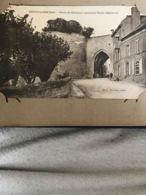 Coucy Le Château Porte De Soissons - Laon