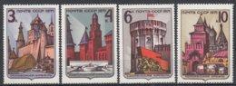 USSR - Michel - 1971 - Nr 3944/47 - MNH** - Neufs