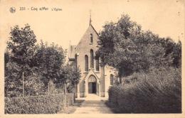 België West-Vlaanderen  DE HAAN  De Kerk   L'église       M 370 - De Haan