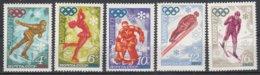 USSR - Michel - 1972 - Nr 3979/83 - MNH** - Neufs