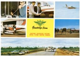 (CH872) Australia - WA - Royal Flying Doctor Service - Gold Fields Landing Strip / Airport - Australie