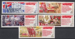 USSR - Michel - 1971 - Nr 3924/28 - MNH** - Neufs