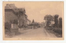 RETIERS - ROUTE DU THEIL, GENDARMERIE NATIONALE - 35 - France
