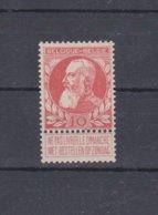 Belgique 74** - 1905 Grove Baard