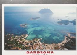 PORTO S.PAOLO PANORAMICA -VIAGGIATA-014-FG.GRANDE - Cagliari
