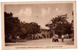 ST MICHEL L OBSERVATOIRE PLACE DU SERRE ANIMEE - France