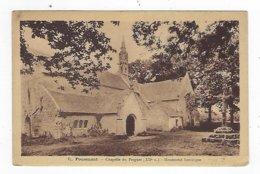 CPA - 29 - Fouesnant - Chapelle Du Perguet - Monument Historique - Fouesnant